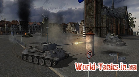 World of Tanks: танки в кармане